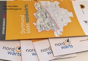Auf der Westfalenhütte fand die sehr gut besuchte Auftakt-Veranstaltung für Nordwärts statt.