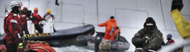 """Film """"Black Ice"""" zeigt die Geschichte der """"Arctic 30""""-Greenpeace-Aktivisten"""