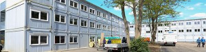 Vorstellung des Fertiggestellten Ausweichsquartier des Fritz-Henßler-Berufskollegs