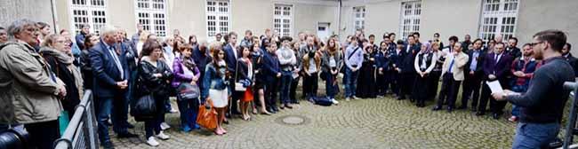 """Internationale Demokratietage in Dortmund: """"Jugendaustausch hilft, auch geopolitische Probleme zu überwinden"""""""
