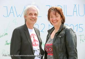 20 Jahre JAWOLL Jugendhilfeprojekt der GrünBau gGmbH. Initierten vor zwanzig Jahren das Projekt