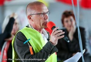 Streik im Sozial- und Erziehungsdienst geht in die zweite Woche. Martin Steinmetz, ver.di