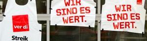 Streik im Sozial- und Erziehungsdienst geht in die zweite Woche