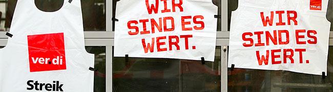 Streik im Sozial- und Erziehungsdienst geht in die zweite Woche: Kitas in Dortmund bleiben weiterhin geschlossen