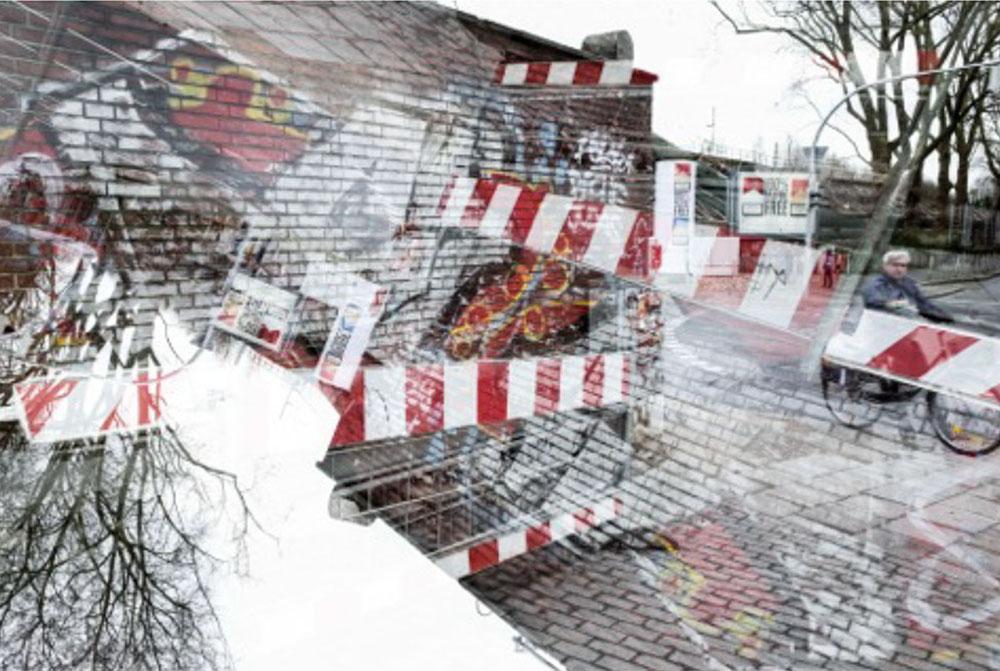 Fotoausstellung Nordstadtblues im Export 33. Foto: Alexander Hügel