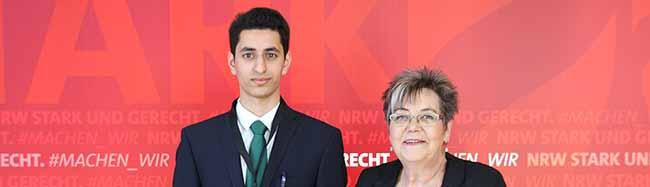 Vom Jugendforum Nordstadt in den Jugendlandtag Düsseldorf