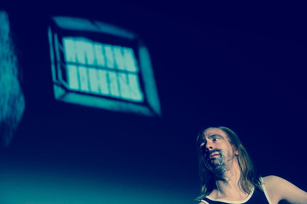 "Generalprobe ""Bang Boom Bang - Ein todsicheres Ding""; inszeniert durch das Nordstadt-Theater. Foto: Dietmar Wäsche"