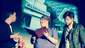 """Generalprobe """"Bang Boom Bang - Ein todsicheres Ding""""; inszeniert durch das Nordstadt-Theater"""