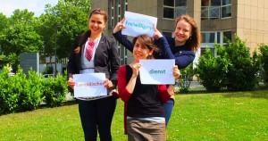 Die Auslandsgesellschaft informiert über den europäischen Freiwilligendienst.