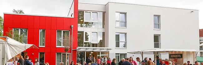 Ein Zuhause, in dem alles stimmt: AWO-Wohnhaus an der Hirtenstraße  lud zum Tag der offenen Tür die Nachbarschaft