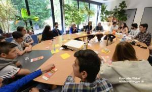 Die Arbeit des Jugendforums Nordstadt geht Dank der Förderung des Landesjugendamtes in vollem Umfang weiter.