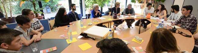 """Schneckenburger: """"Das Jugendforum Nordstadt ist die Schule der Demokratie. Besser ist die Arbeit nicht zu beschreiben"""""""