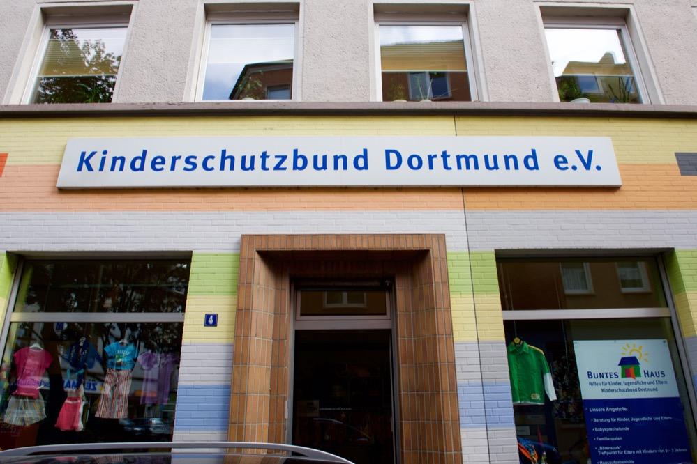 Das Bunte Haus des Kinderschutzbundes ist in der Lambachstraße 4.