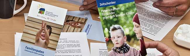 Kinderschutzbund sucht Familienpaten und Zeitschenker für ehrenamtliche Hilfen, wenn der Alltag nicht rund läuft