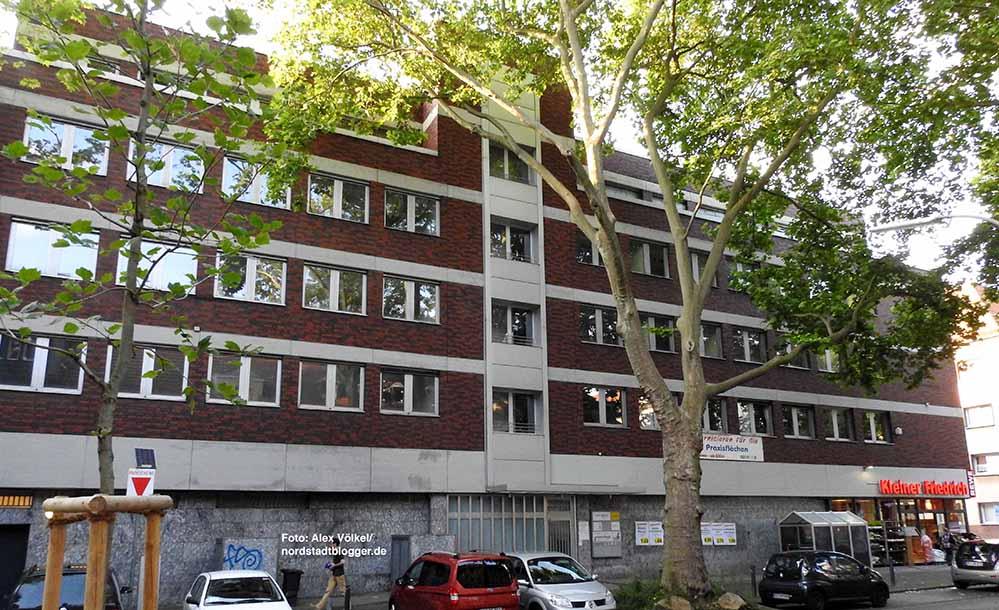 In einer angemieteten Immobilie in der Landgrafenstraße soll das Haus des Jugendrechts eingerichtet werden.