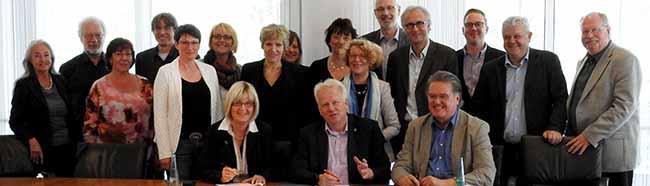 Neuer Drei-Jahres-Vertrag statt Hängepartie: Schulsozialarbeit in Dortmund bis zum 31. Juli 2018 gesichert