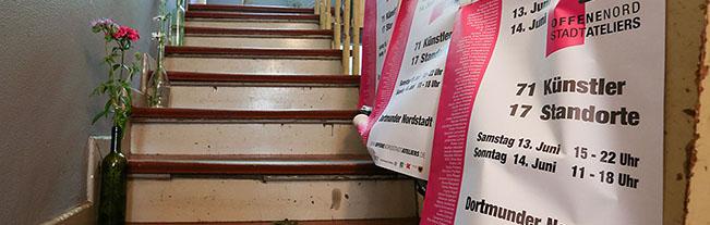 """Neuauflage von """"Offene Nordstadtateliers""""- Die Nordstadt überrascht kreativ und künstlerisch!"""