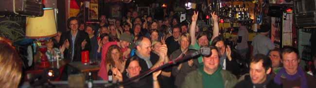 Im Juni gibt's ganz viel Musik im Subrosa zu hören:  Von Alternative Rock bis hin zur Gypsy-Polka