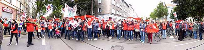 Wegen des KITA-Streiks hat der städtische Eigenbetrieb FABIDO im Jahr 2015 einen Millionen-Gewinn gemacht