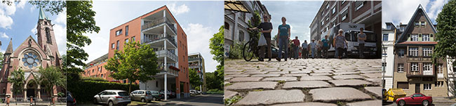 Tour durch die Nordstadt: Erste Nordwärts-Wanderung durch das Hafenquartier zeigt die Potentiale des Viertels