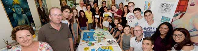 """Deutsch-Israelischer Jugendaustausch """"Building Bridges 2016"""" für Jugendliche zwischen 14 und 18 Jahren aus Dortmund"""