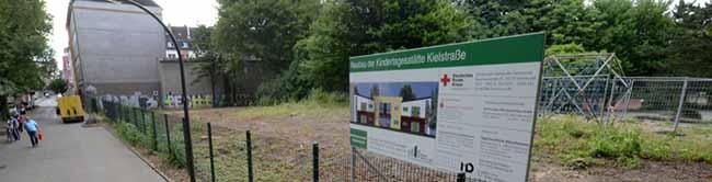 Die Stadt Dortmund sucht Räume und Grundstücke für die Kinderbetreuung in der Nordstadt