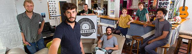 tOnbande e.V. im Rekorder-Club: Eine bunte Wundertüte mitten im kreativen Epizentrum der Nordstadt