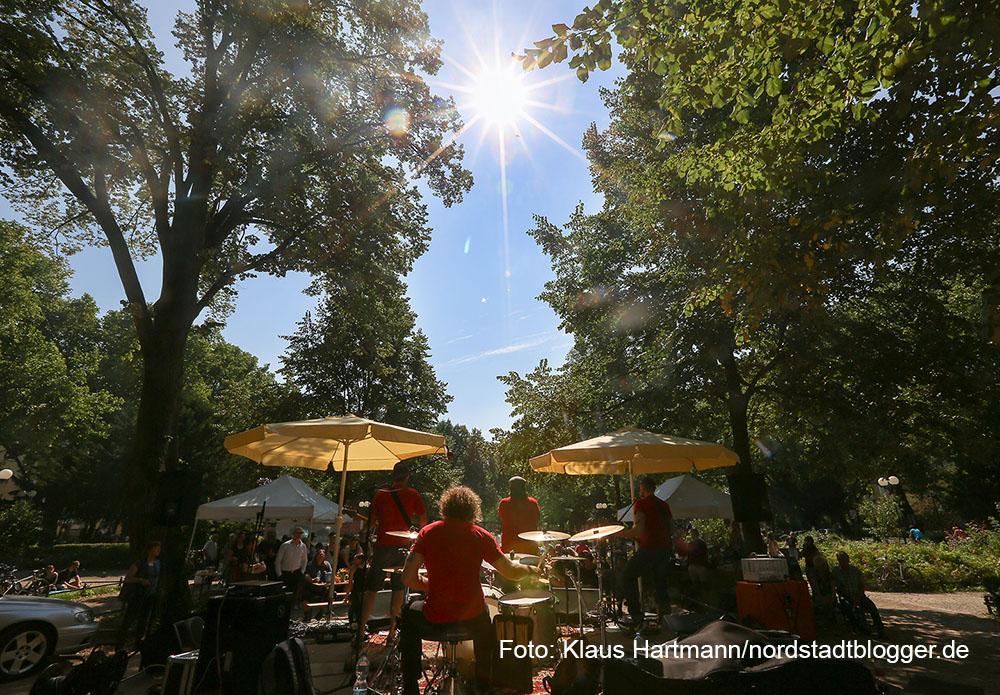 Abschluss der Reihe Musik.Kultur.Picknick auf dem Nordmarkt mit Dieselknecht und Alaska