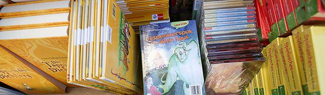 """Kinderbuch-Spende für die Dortmunder Tafel: Literatur zum """"satt lesen"""" für die Kinder der Kundinnen und Kunden"""