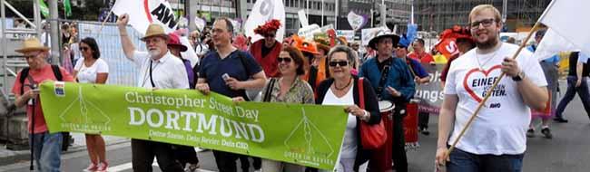"""20. Christopher-Street-Day """"Queer im Revier"""" in Dortmund: Deutliches Zeichen gegen Hass, Gewalt und Homophobie"""