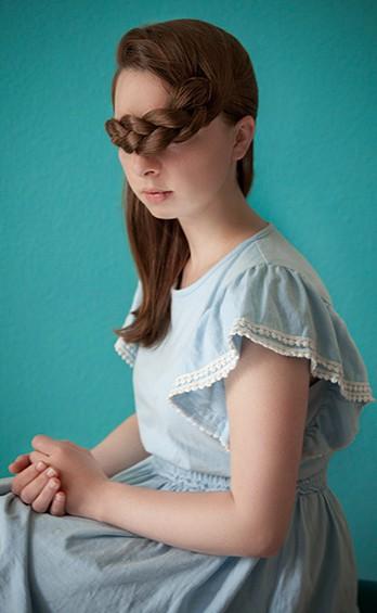 """""""Wie sehe... ich-mich-mein-du-dich-dein"""" ist der Titel des Portraitfotografie-Workshops. Foto: Magda Stengel"""