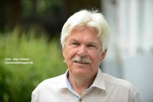 Georg Deventer ist Vorsitzender des Vereins und Organisator des Festivals.
