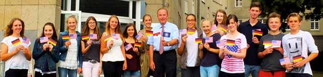 Dortmunder Schülerinnen und Schüler gehen wieder vier Monate nach Buffalo (USA) – Anmeldung für 2016 läuft!