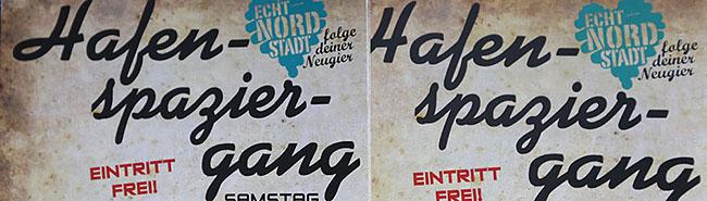 Der Dortmunder Hafenspaziergang bietet 55 Veranstaltungen an 26 Orten im Quartier in der Nordstadt