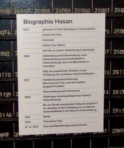 Lebenslauf von Hasan Kosan