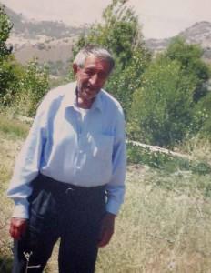Hasan Kosan, der 1964 nach Deutschland kam und im Dezember 2012 in seinem Geburtsort starb.