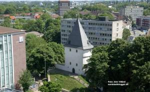 Im Kindermuseum Adlerturm wird das mittelalterliche Dortmund präsentiert. Archivbild: Alex Völkel