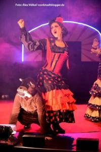 """""""Circus Carmen"""" hat im Theater im Depot Premiere gefeiert."""