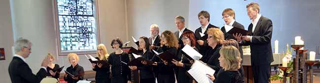 """Benefizkonzert mit dem Chor """"Confido"""" in der Propsteikirche unterstützt das Pallotiner-Projekt in der Nordstadt"""