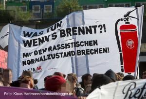 Demonstration am 26. September: Solidarität mit ALLEN Geflüchteten, Refugees Welcome Dortmund