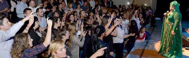 Fotostrecke: Grandioser musikalischer Abschluss des Roma-Kulturfestivals Djelem Djelem im Konzerthaus
