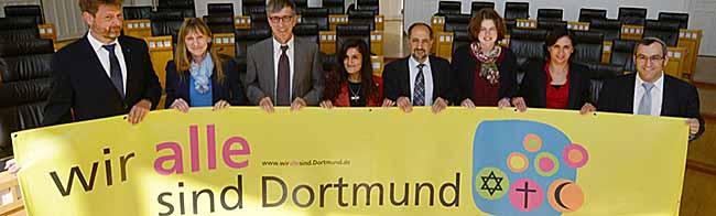 """""""Vielfalt anerkennen und Zusammenhalt stärken"""":  Konferenz zur Kampagne """"Wir alle sind Dortmund"""" am 25. September"""