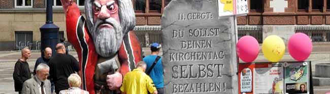 Der Rat gibt grünes Licht für den Deutschen Kirchentag in Dortmund – Stadt muss 2,7 Millionen Euro bezahlen