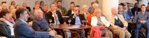 Auf großes Besucherinteresse stieß die TTIP-Diskussion im Rathaus.
