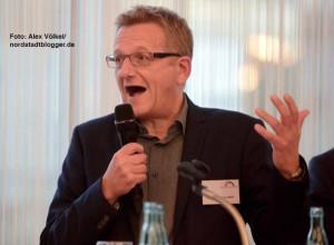 Europa-Parlamentarierer Prof. Dr. Dietmar Köster (SPD)