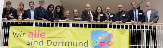 """Für Vielfalt und Zusammenhalt in der Dortmunder Stadtgesellschaft ist """"nachhaltige Respekt-Toleranz"""" wichtig"""
