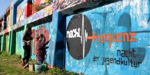 Nachtfrequenz - Dier Nacht der Jugendkultur, geht in die 15. Runde. Foto: Beni Veltum/Veranstalter