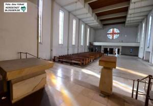 """Für das """"Soziale Zentrum Avanti"""" soll das Kirchenschiff nicht genutzt werden."""