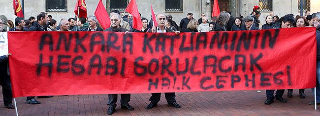 Trauer und Wut über das Attentat von Ankara: Kundgebung in der Dortmunder City – Scharfe Kritk an Erdogan