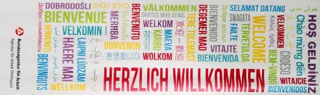 """Fünf Jahre """"Wir schaffen das!"""": Arbeitsagentur und Jobcenter ziehen Bilanz zur Integration in den Arbeitsmarkt in Dortmund"""